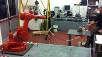 IAAERI-Lab-Experiment-industrial-robot-control-by-haptics-snapshot
